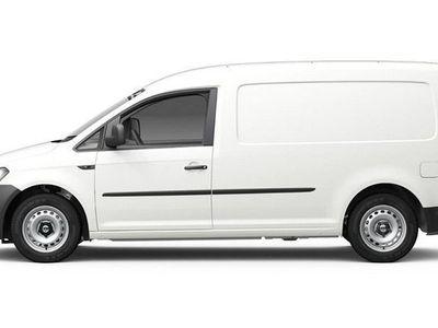 begagnad VW Caddy Maxi Life Caddy Maxi Skåp TDI 2016, Personbil 178 000 kr