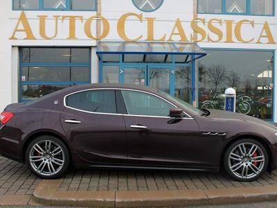 brugt Maserati Ghibli S Q4 V6