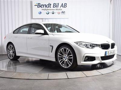 begagnad BMW 420 Gran Coupé d xDrive xDr M-Sport