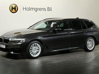 begagnad BMW 520 d xDrive M Sport Navi Värmare Drag Backkamera