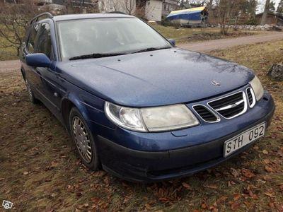 brugt Saab 9-5 -01