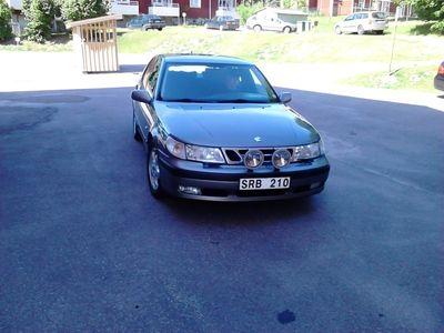 begagnad Saab 9-5 se 2,3 t 2001