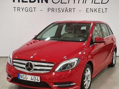 begagnad Mercedes 180 B-KLASSCDI BlueEfficiency