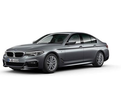 begagnad BMW 520 d xDrive Sedan / Model M Sport / Winter