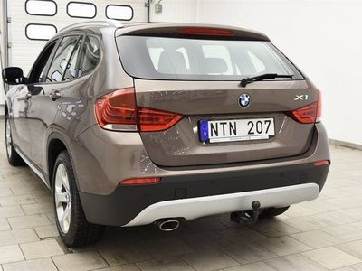 begagnad BMW X1 xDrive20d 177hk AUT / DRAG