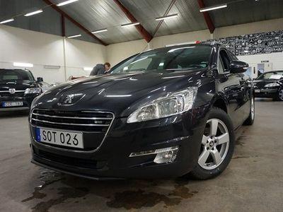 begagnad Peugeot 508 SW.AUTOMAT 1,6 HDI 114 HK.PANORAM