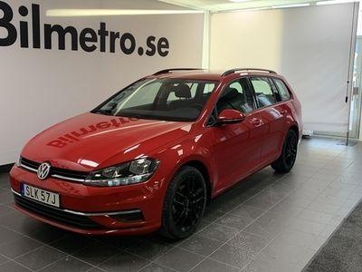begagnad VW Golf Sportscombi TDI 2020, Kombi Pris 199 000 kr