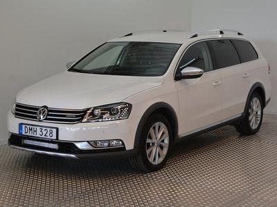 begagnad VW Passat Alltrack 2.0TDI 4M Drag Värmare Premium
