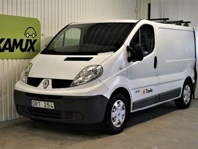 begagnad Renault Trafic Van 2.0 dCi Drag S&V-Hjul (114hk)