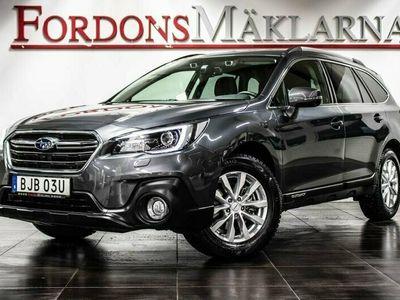 begagnad Subaru Outback 2,5 ACTIVE AWD VÄRMARE HEMLEVERANS
