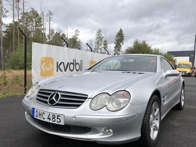 begagnad Mercedes SL350 R230