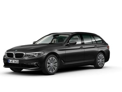 begagnad BMW 520 d xDrive Touring Sport Navi Drag HiFi Komfortöppning 2000, Personbil 469 800 kr