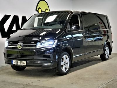 begagnad VW Transporter T6 2.0 TDI BMT 4MOTION KOMBI (204hk)
