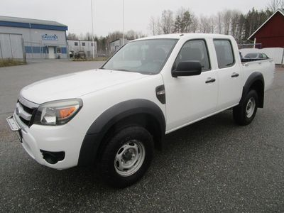 begagnad Ford Ranger 2,5 Tdci Double Cab