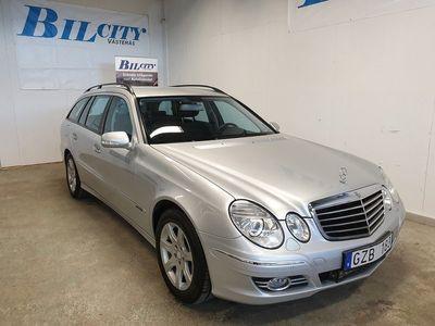gebraucht Mercedes E220 CDI 5G-Tronic 170hk Ava -09