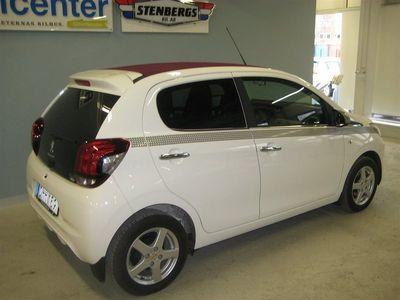 gebraucht Peugeot 108 1,0 VTI Top