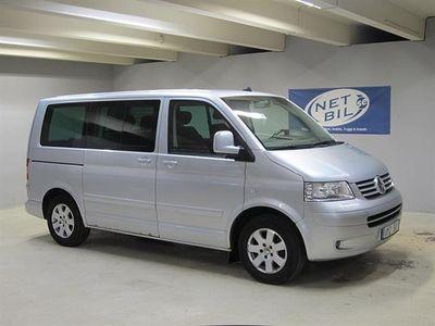 gebraucht VW Multivan COMFL. 2.5 Comfort 5-sits TDI 130hk