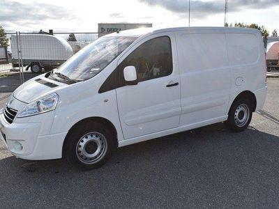begagnad Peugeot Expert 3-Sits 2.0 HDI 163hk Moms