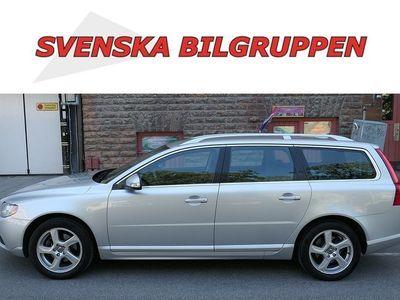 begagnad Volvo V70 D3 Aut Summum 163hk Skinn S-V Alufälgar