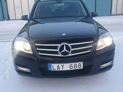 begagnad Mercedes GLK220 Blue TEC