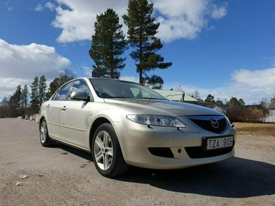 begagnad Mazda 6 5D 2,0 TOURING