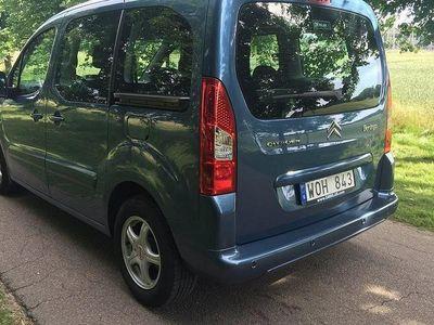 begagnad Citroën Berlingo Familj 1,6 Svensksåld. Lågmil. MM