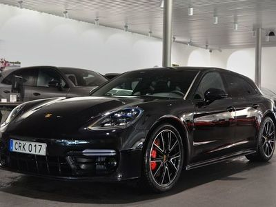 begagnad Porsche Panamera GTS Sport Turismo
