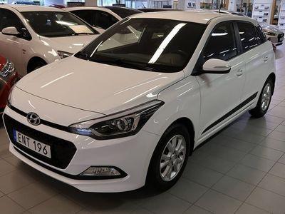 begagnad Hyundai i20 1.25 5d Go Edition