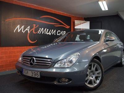 usata Mercedes 350 CLS-Klass7G-Tronic 272hk Sv-Såld