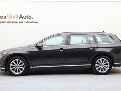 begagnad VW Passat Sportscombi TDI190 DSG 4M Drag Pvärmare 2019, Kombi 275 900 kr
