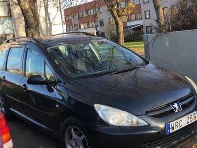 begagnad Peugeot 307 Break XR