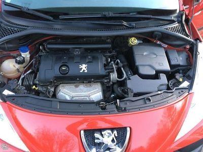 begagnad Peugeot 207 CC 1.6 -07