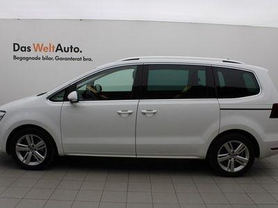 begagnad VW Sharan 2.0 TDI 4Motion /Premium/P-värmare