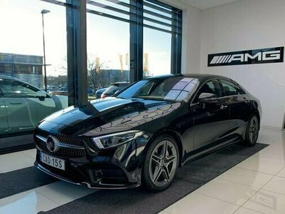 begagnad Mercedes 450 CLS Benz4MATIC DEMOBIL PREMIUM PLUS DRAGK 2021, Sportkupé Pris 799 900 kr