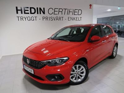 begagnad Fiat Tipo 5D 1,4 120HK Lounge