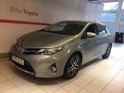 begagnad Toyota Auris 1,8 Hybrid Edition Feel