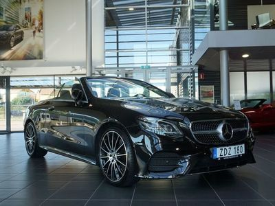 begagnad Mercedes E300 - BenzCab AMG Nypris 7380000. -