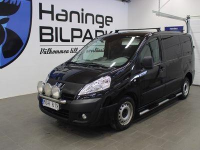 begagnad Peugeot Expert Panel Van 2.0 HDi 163hk -11