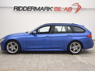 begagnad BMW 318 d Touring F31 143hk M-SPORT / BTT