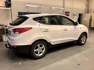begagnad Hyundai ix35 1.6