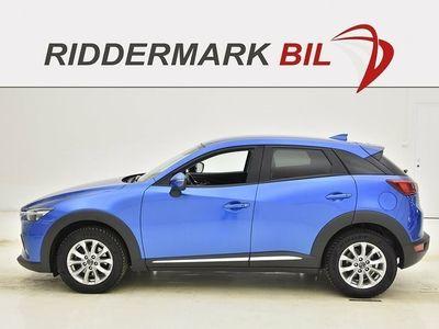 gebraucht Mazda CX-3 2.0 AWD 150hk BOSE AUT BACKKAMERA