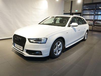 begagnad Audi A4 Avant 2.0TDi Alpine Edition