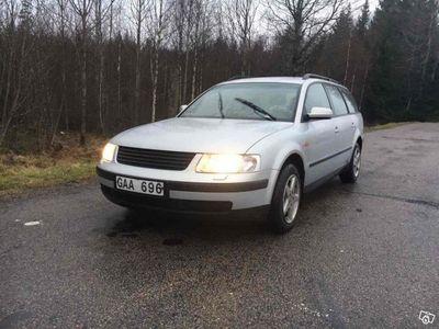 begagnad VW Passat 1,8 skatt+bes 99 -99