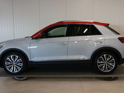 brugt VW T-Roc TSI 190 DSG 4M GT/Läder/Plus/Drag/Keyless/Panorama