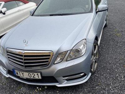 begagnad Mercedes E250 4MATIC