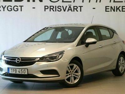begagnad Opel Astra 1.4T Enjoy Pluspaket V - Hjul 125hk