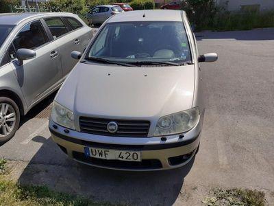 begagnad Fiat Punto 5-dörrar Dynamic