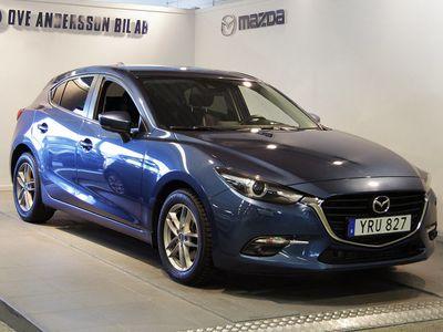 begagnad Mazda 3 2.2 Diesel VisionPlus 150hk