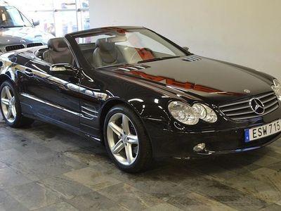 begagnad Mercedes 350 SL BenzFint Skick 2006, Cab 195 000 kr