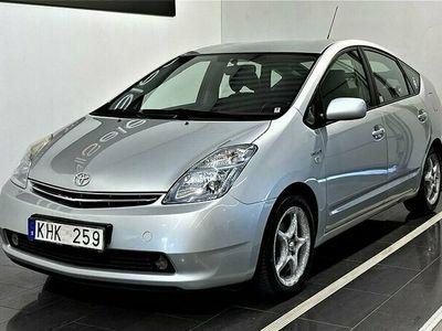 begagnad Toyota Prius 1.5 VVT-i + 3CM CVT JBL / Keyless / Skinn 112hk